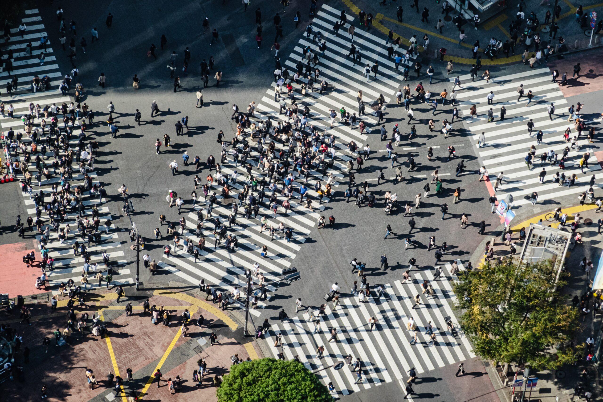 Qué ver en Tokio cruce