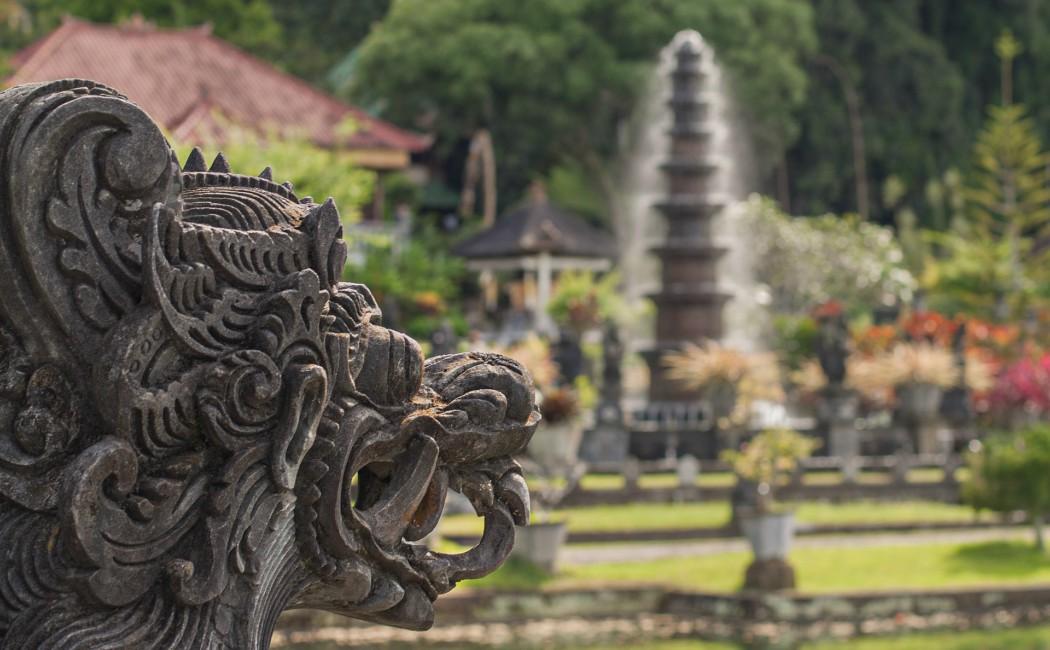 Viajar en familia a Bali