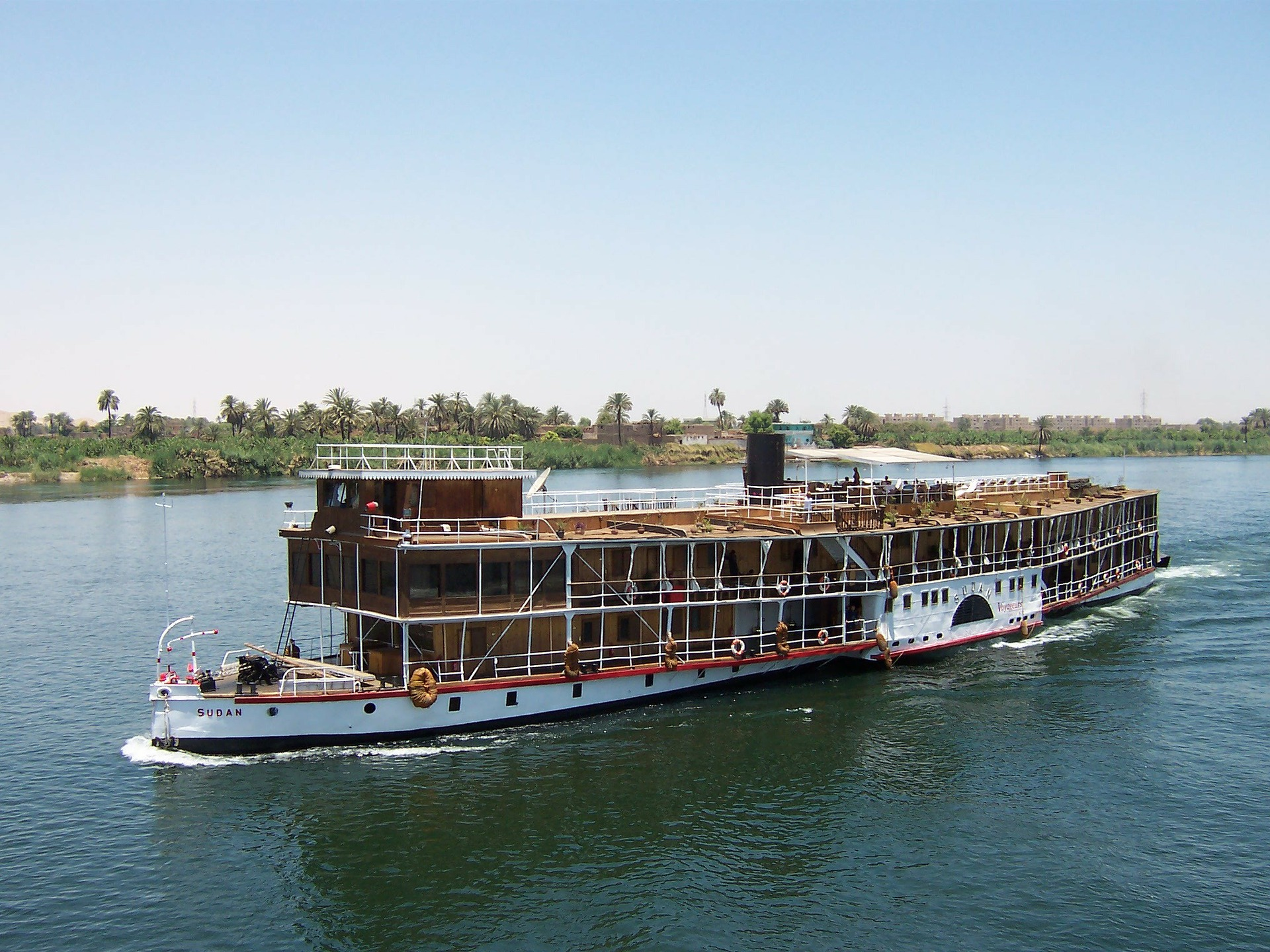 Qué ver en Egipto desde el Nilo