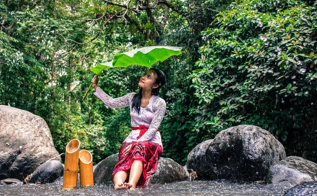 época de lluvias. 8 cosas que necesitas saber para tu viaje a Bali, Indonesia