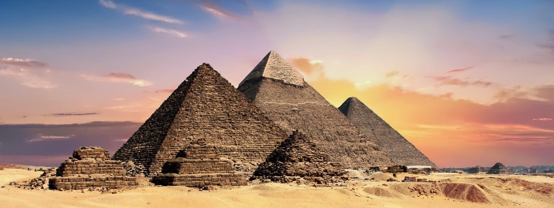 Pirámides que ver en Egipto