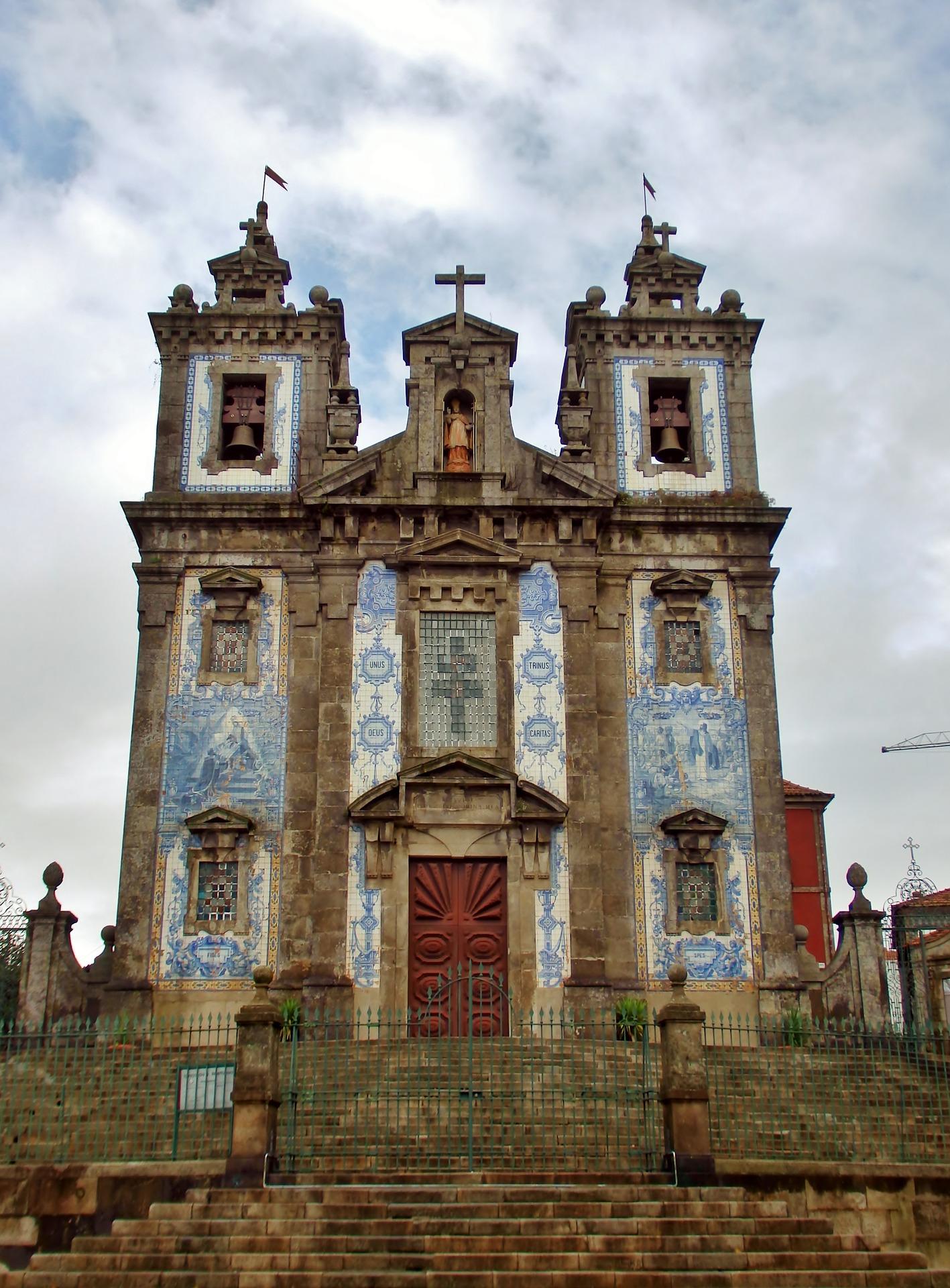 Iglesia de San Ildefonso - Oporto qué ver en 2 días