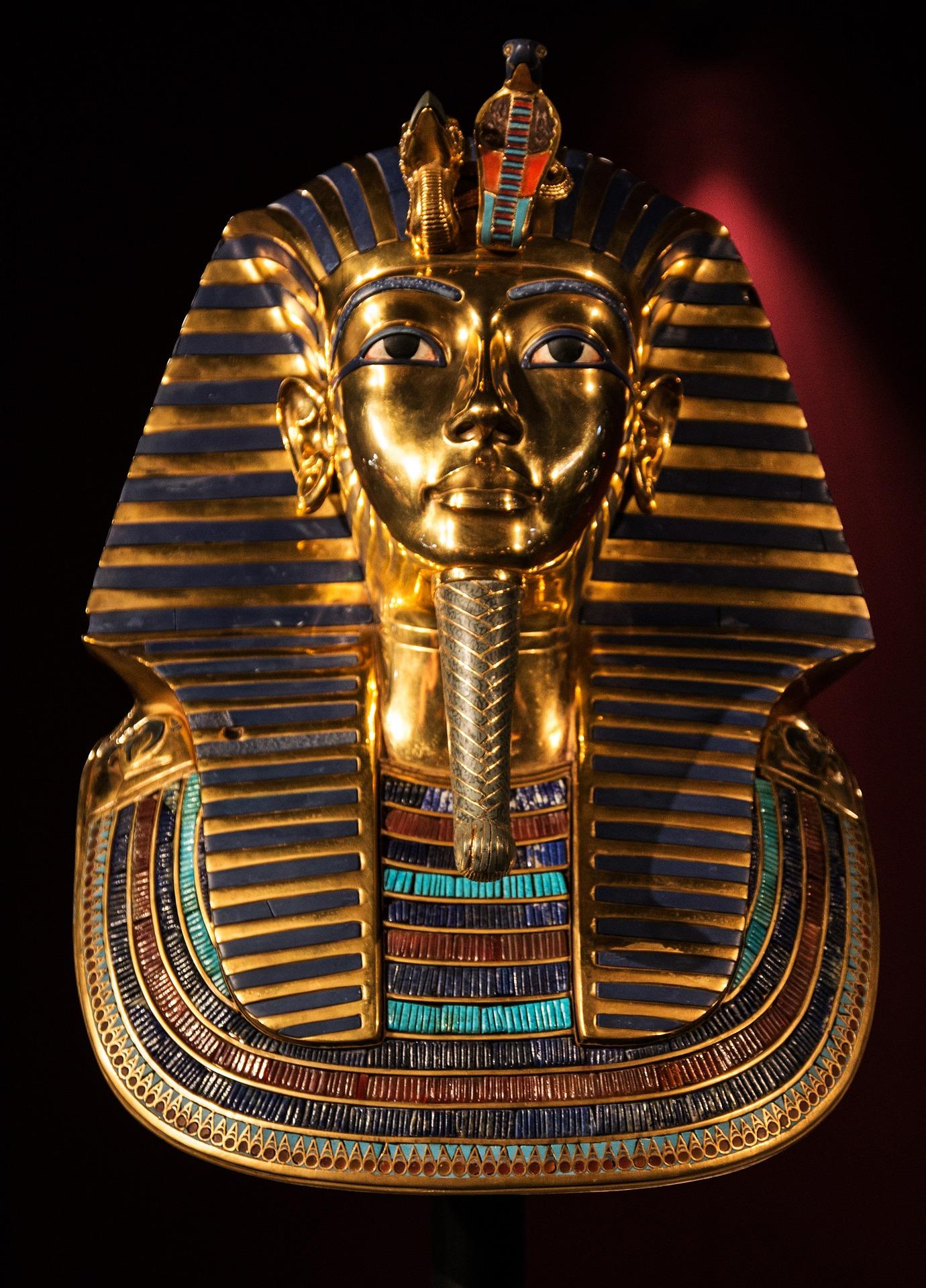 Piezas del Museo Egipcio de El Cairo