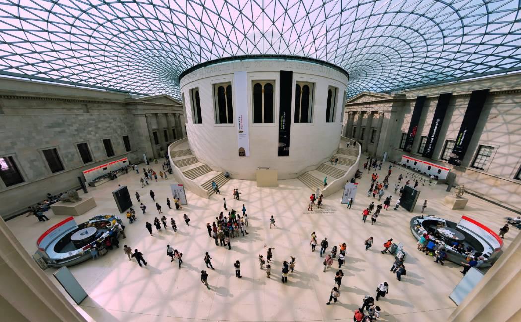 El Museo Británico. Que ver londres