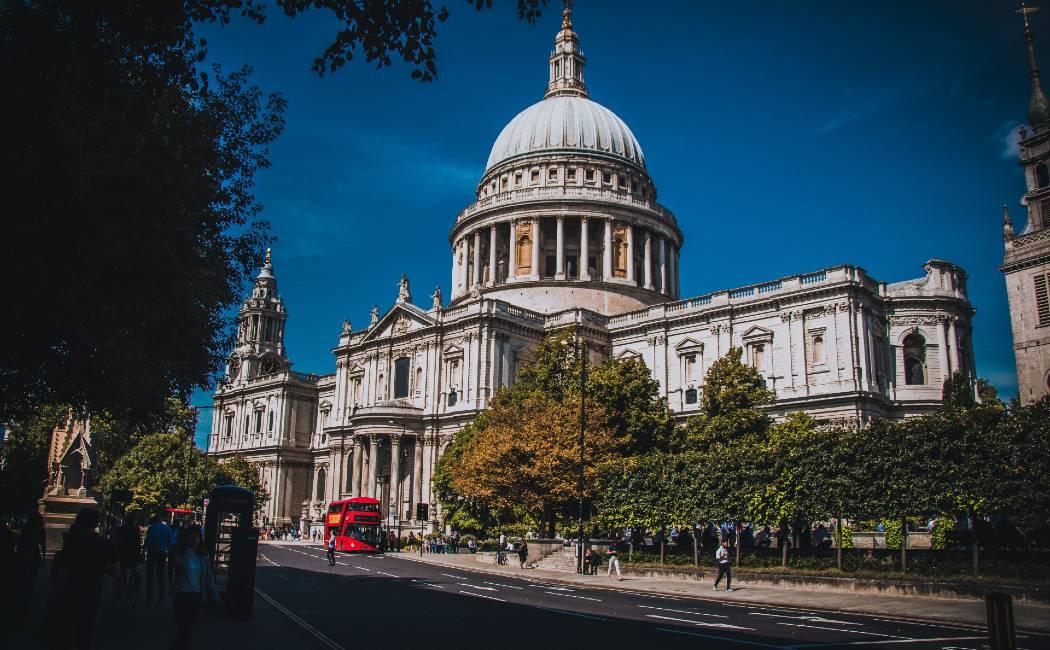 Catedral de St Paul. Que ver en Londres