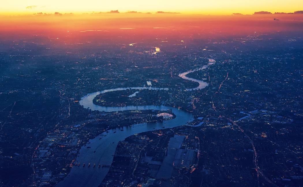 El Támesis. Que ver en Londres