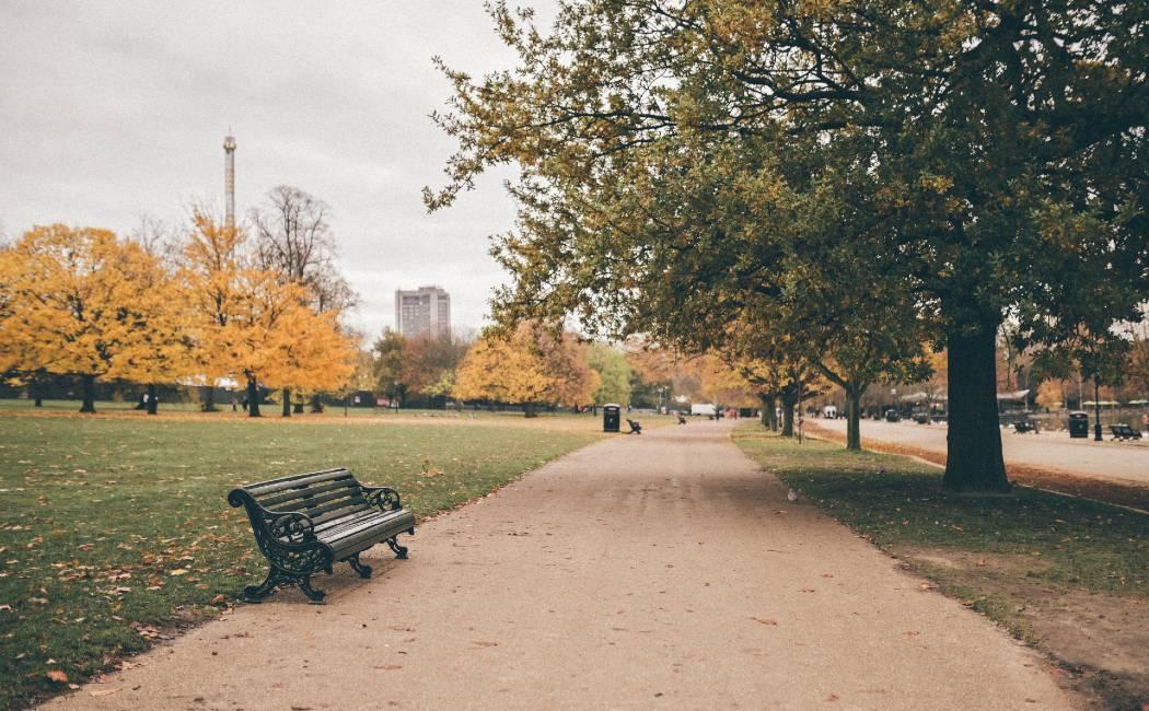 Hyde Park. Que ver Londres