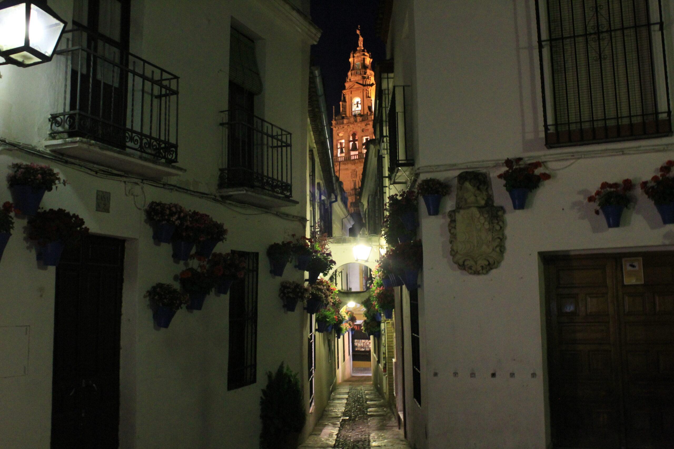 Qué ver en Córdoba de noche