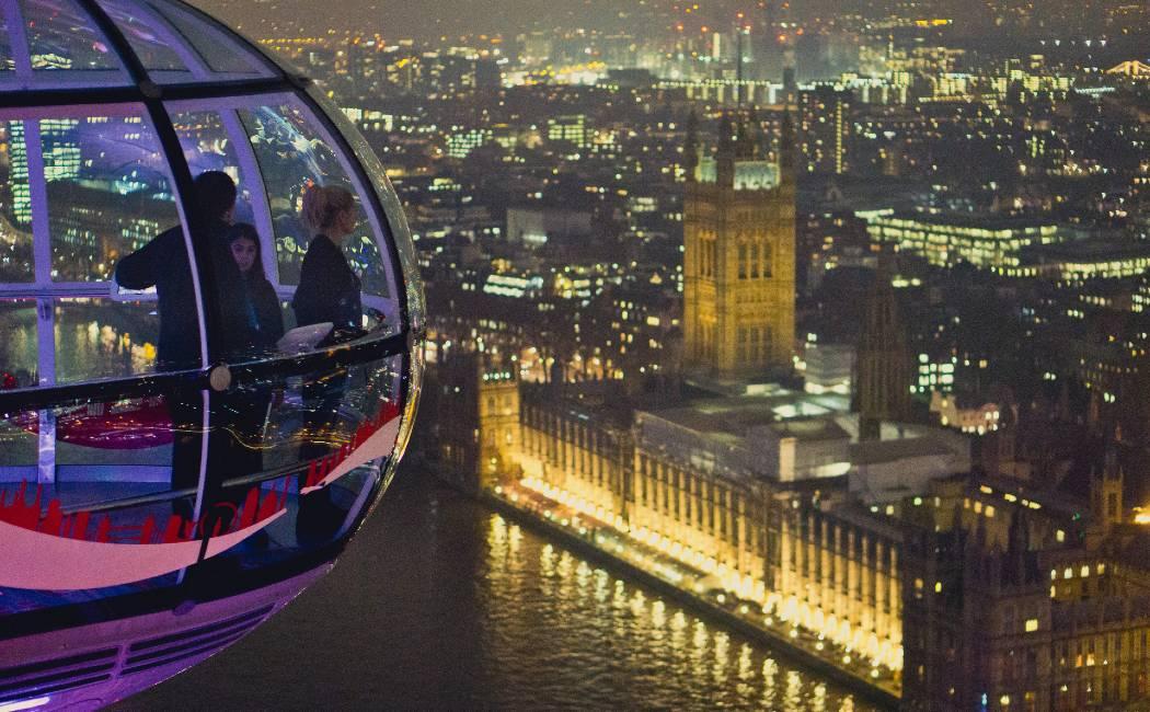 London Eye. Que ver Londres