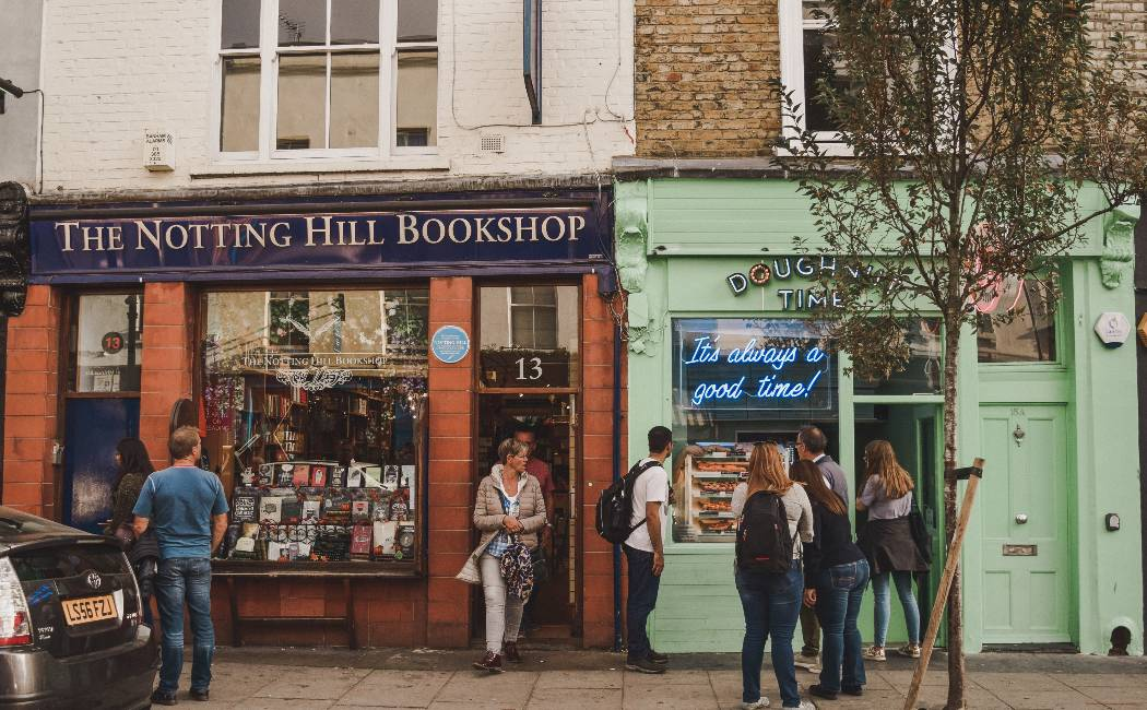 Notting Hill. Que ver londres