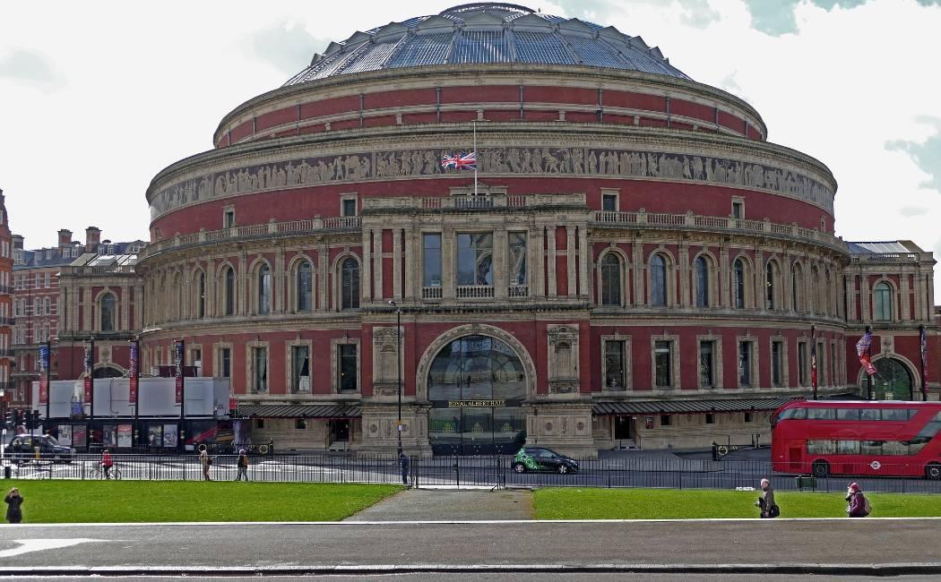 Royal Albert Hall. Que ver londres