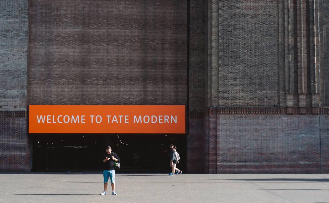 Tate Modern. Que ver Londres