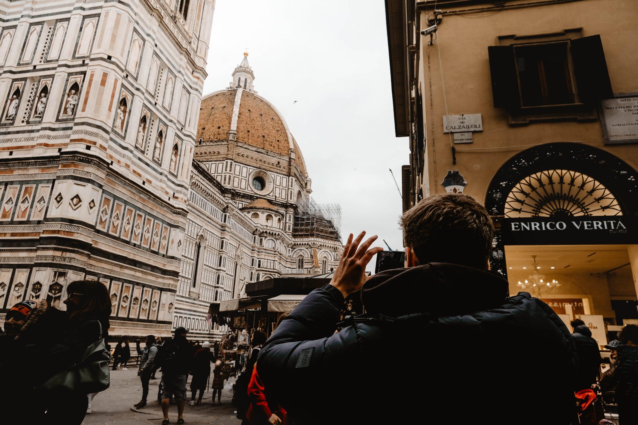 Qué ver en 1 día en Florencia
