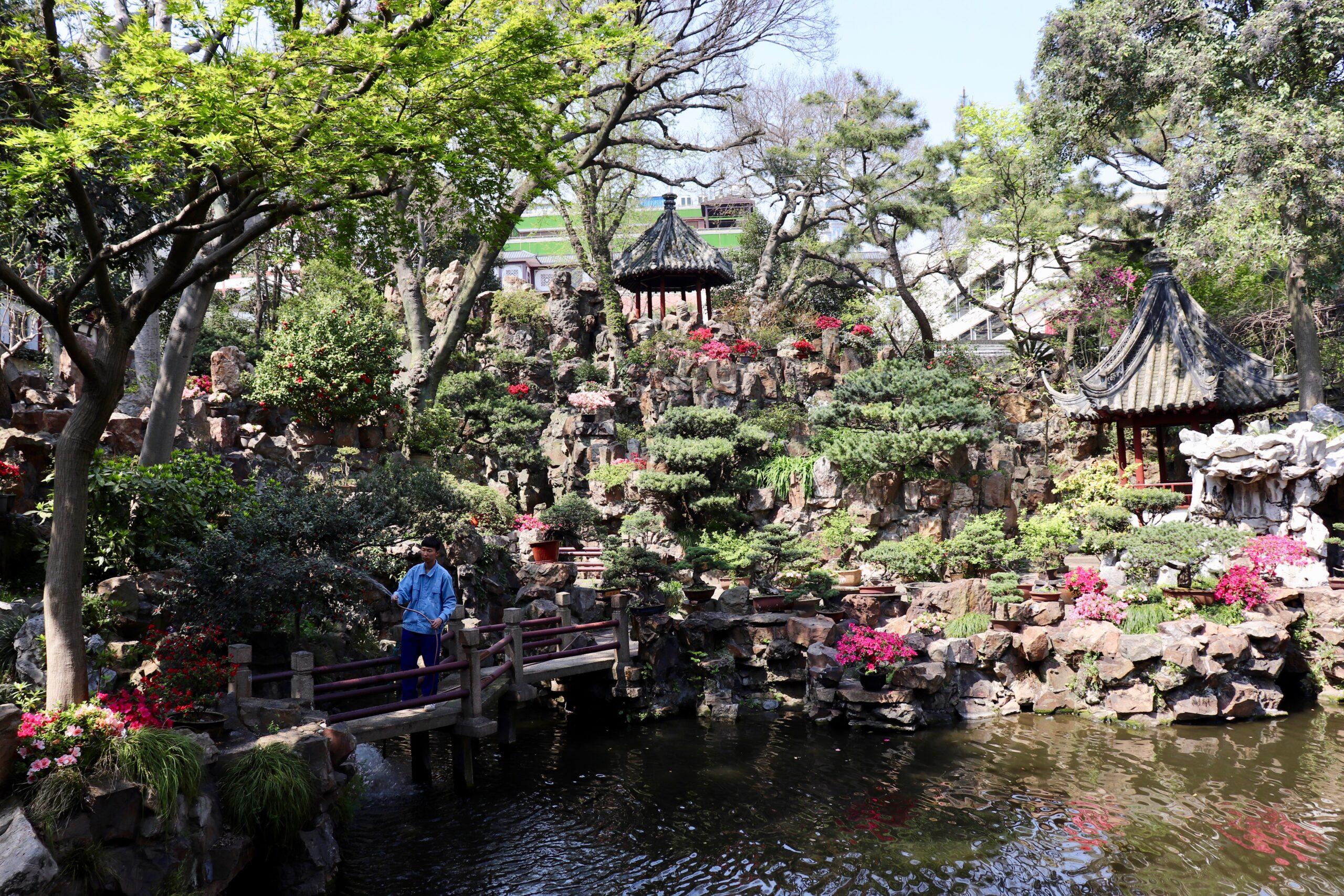 Qué ver en Shanghai; Jardines Yuyuan