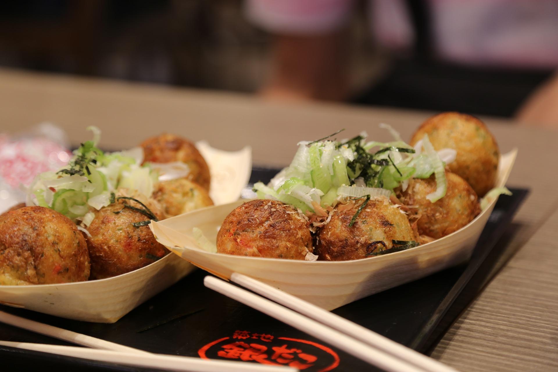 Takoyaki; la delicia de pulpo que podrás probar en tu viaje a Japón