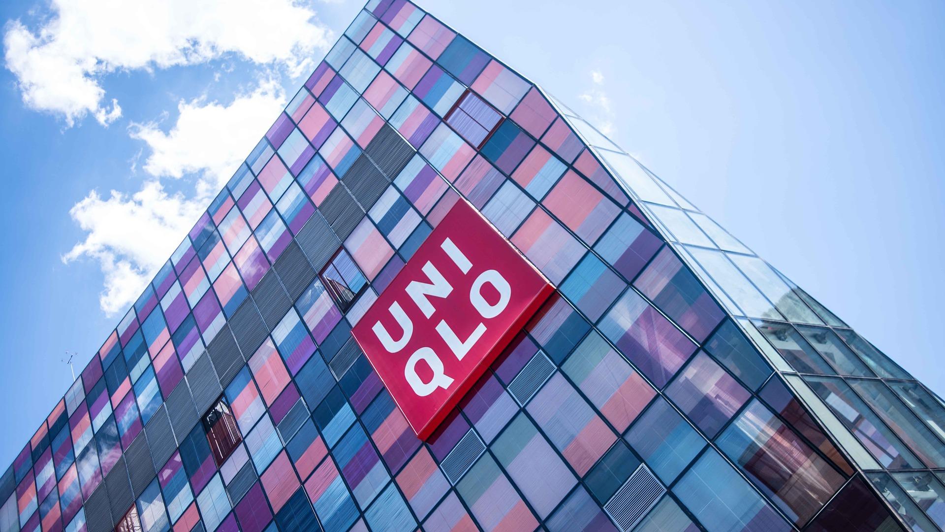 Tienda UniQlo en Sanlitun, Pekín, China