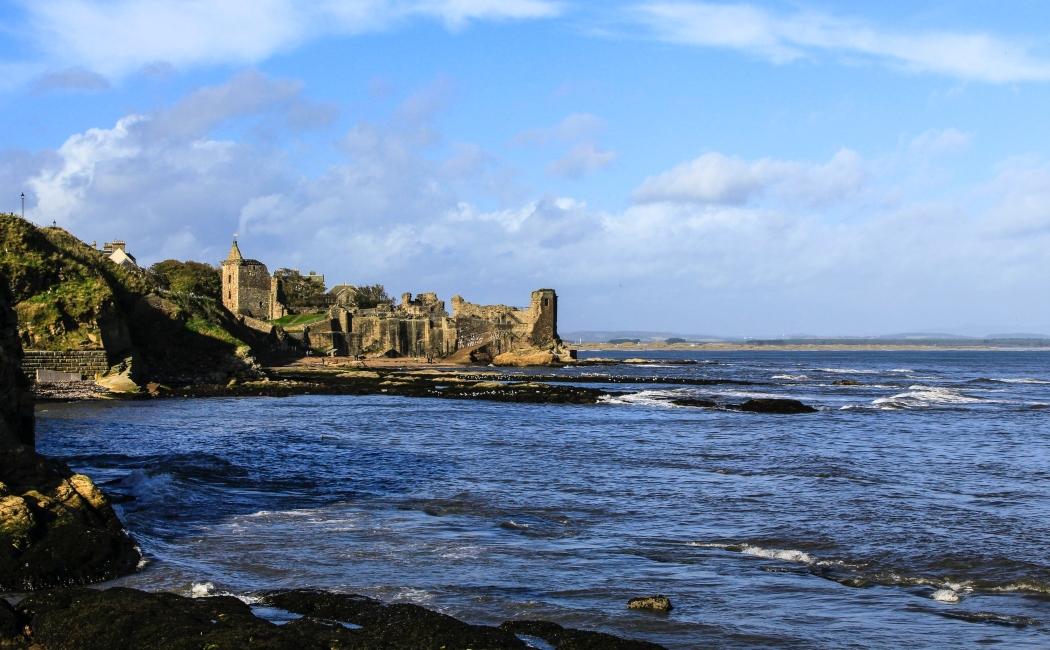 Castillo de Saint Andrews