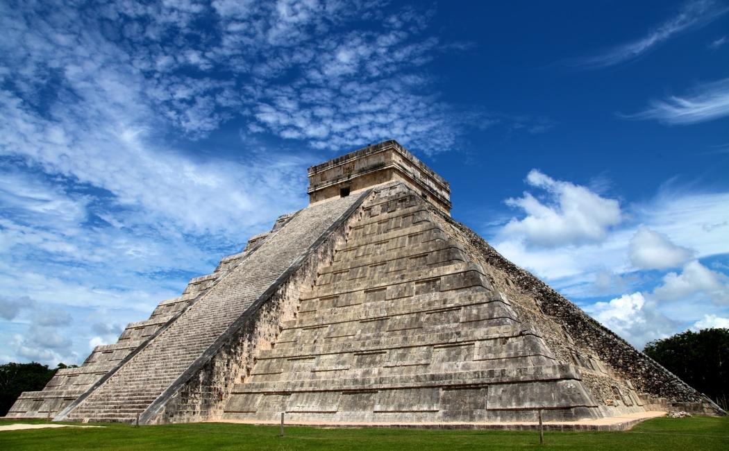 Chichén Itzá. Viajar a México