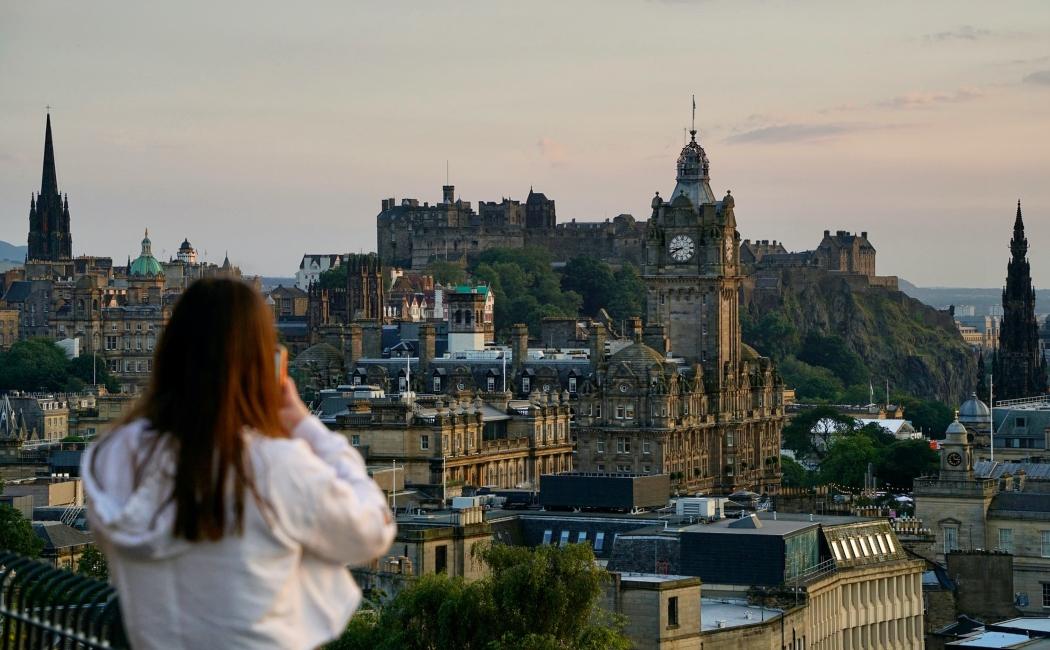Edimburgo. Qué ver en Escocia