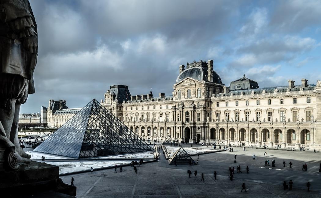 Museo del Louvre. Qué ver en París en 3 días