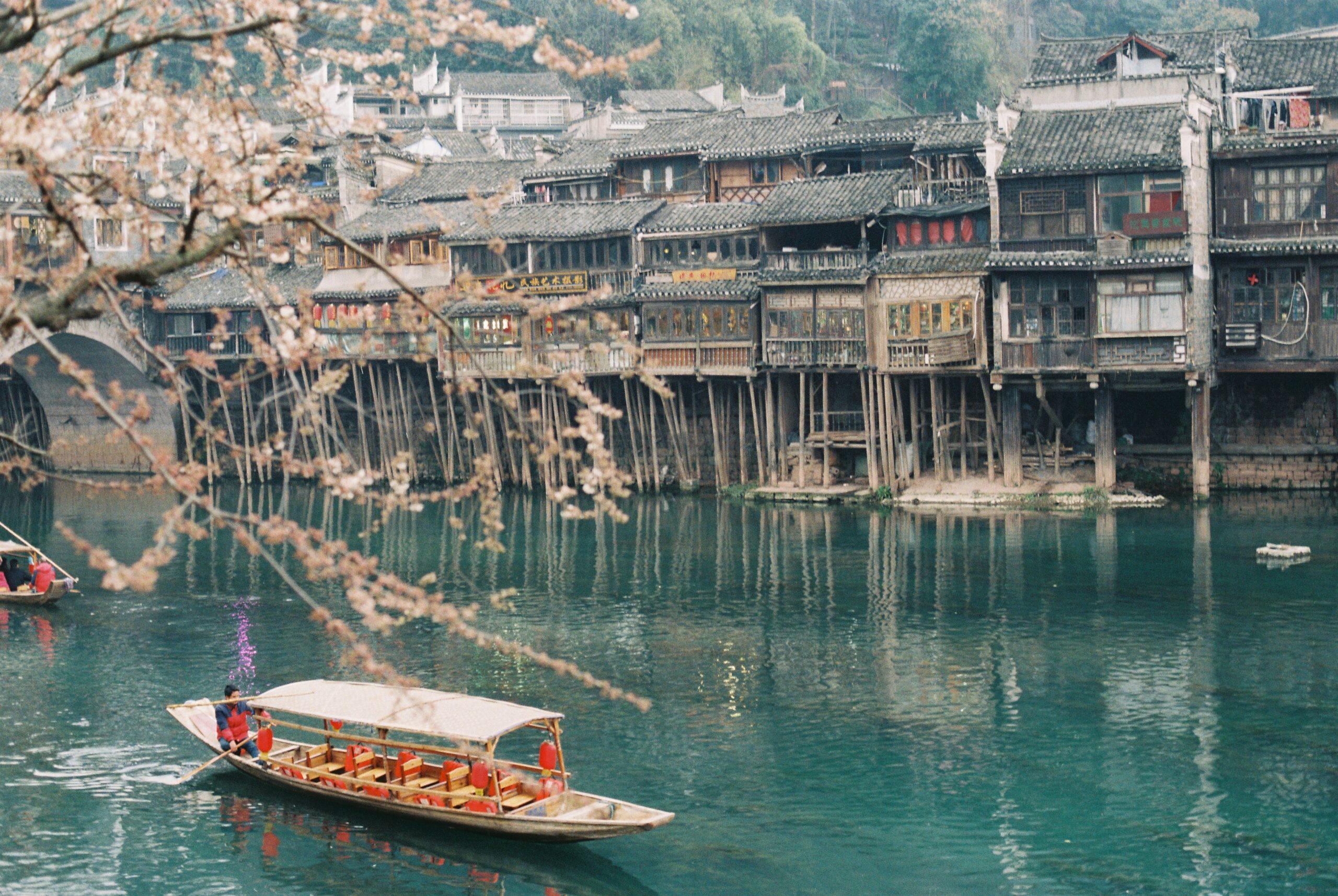 Feghuang, otro destino además de la gran muralla china