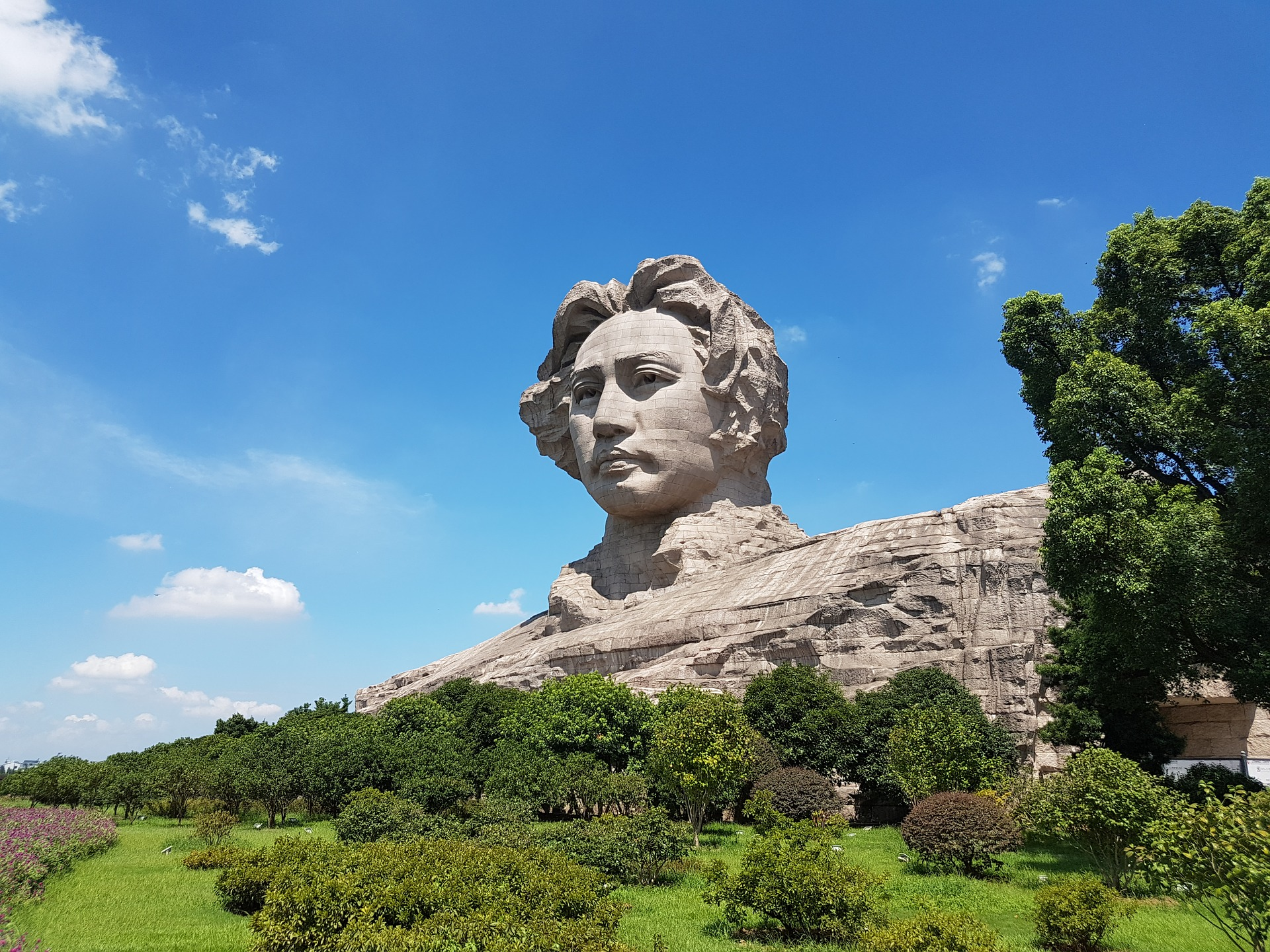 Estátua Mao Zedong, Changsha