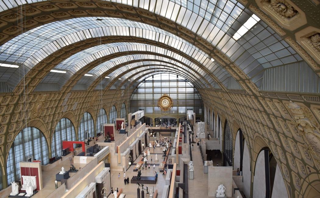 museo d'orsay. Qué ver en París en 3 días