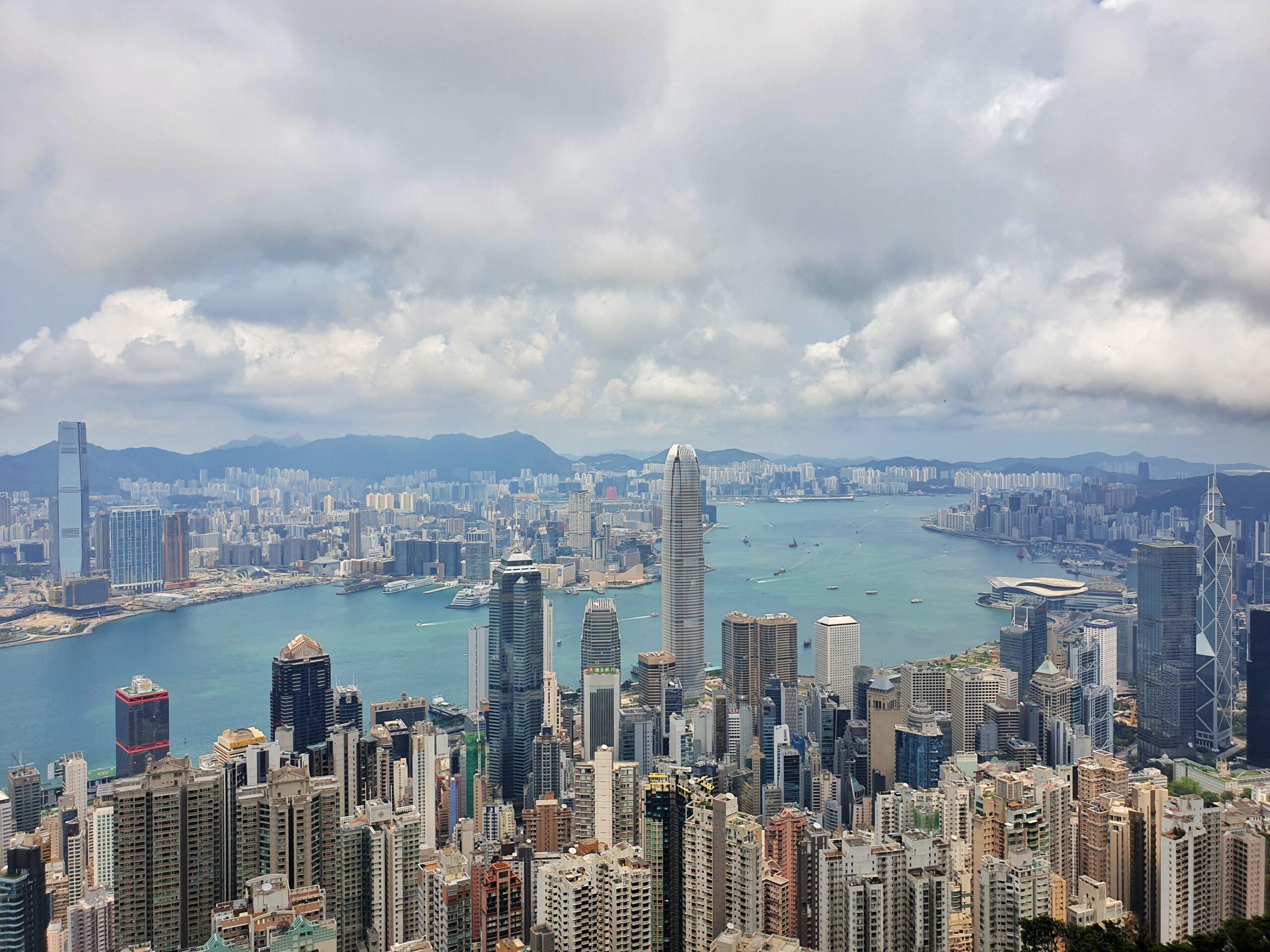 Que ver en Hong Kong: vistas de la ciudad