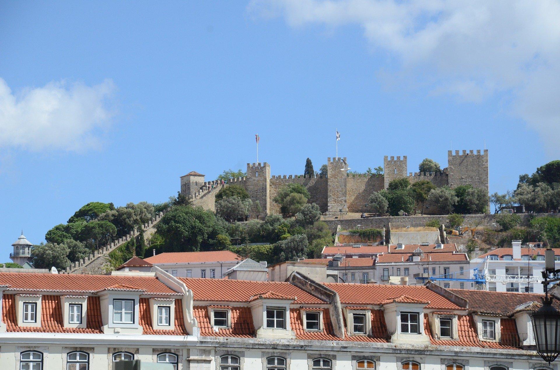 Castillos que ver en Lisboa