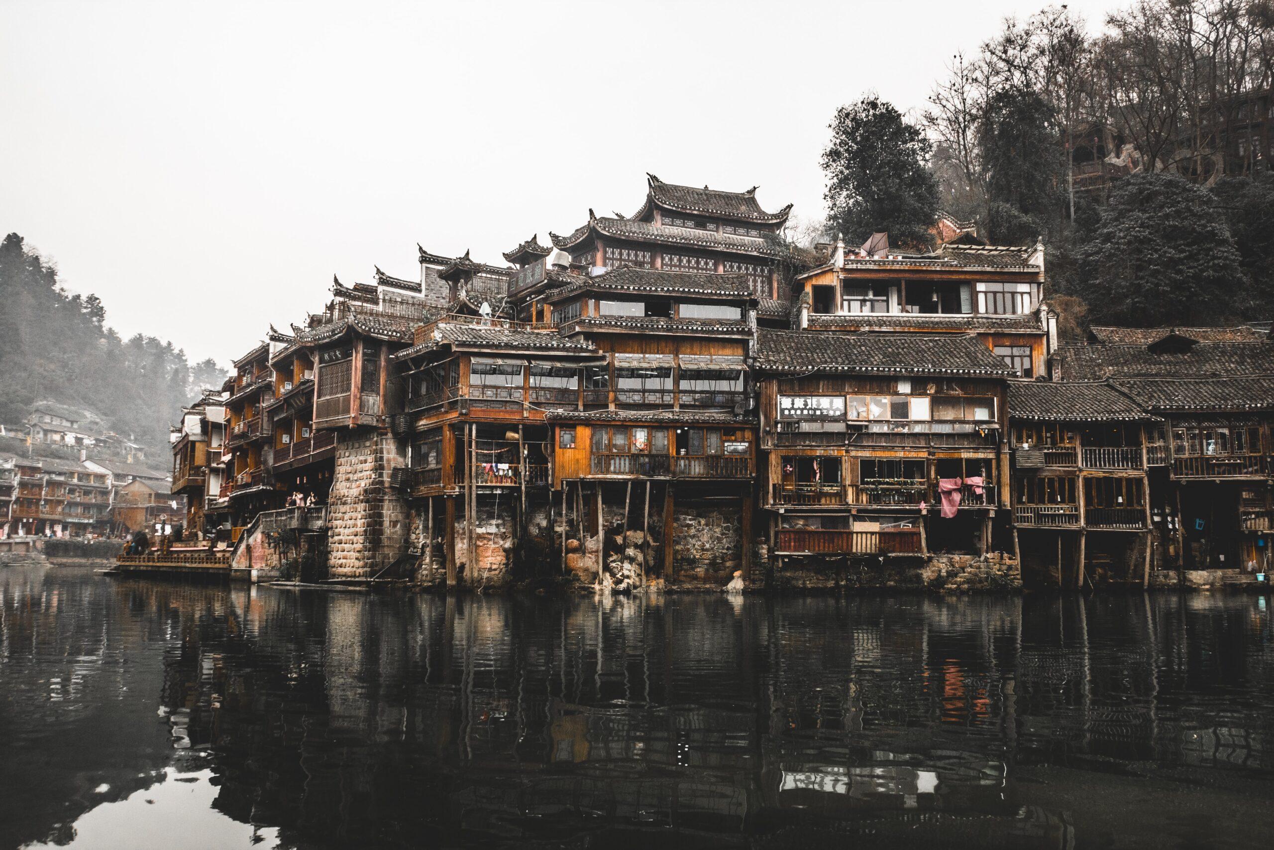 Viaje a China: otros destinos, Fenghuang