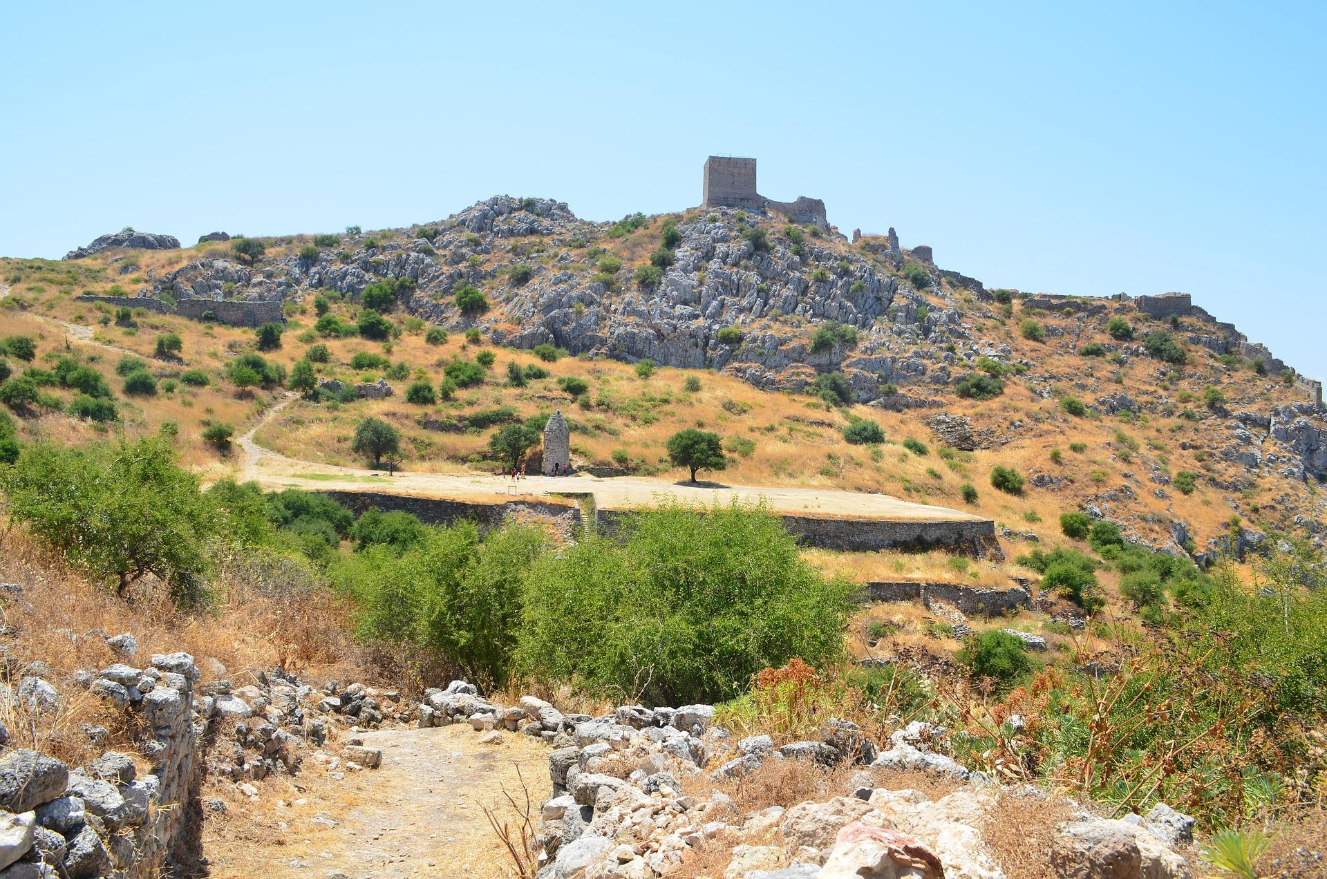Antiguas fortalezas que visitar en Grecia