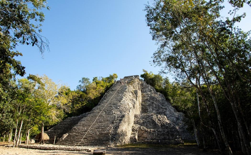 Cobá Viajar a Riviera Maya