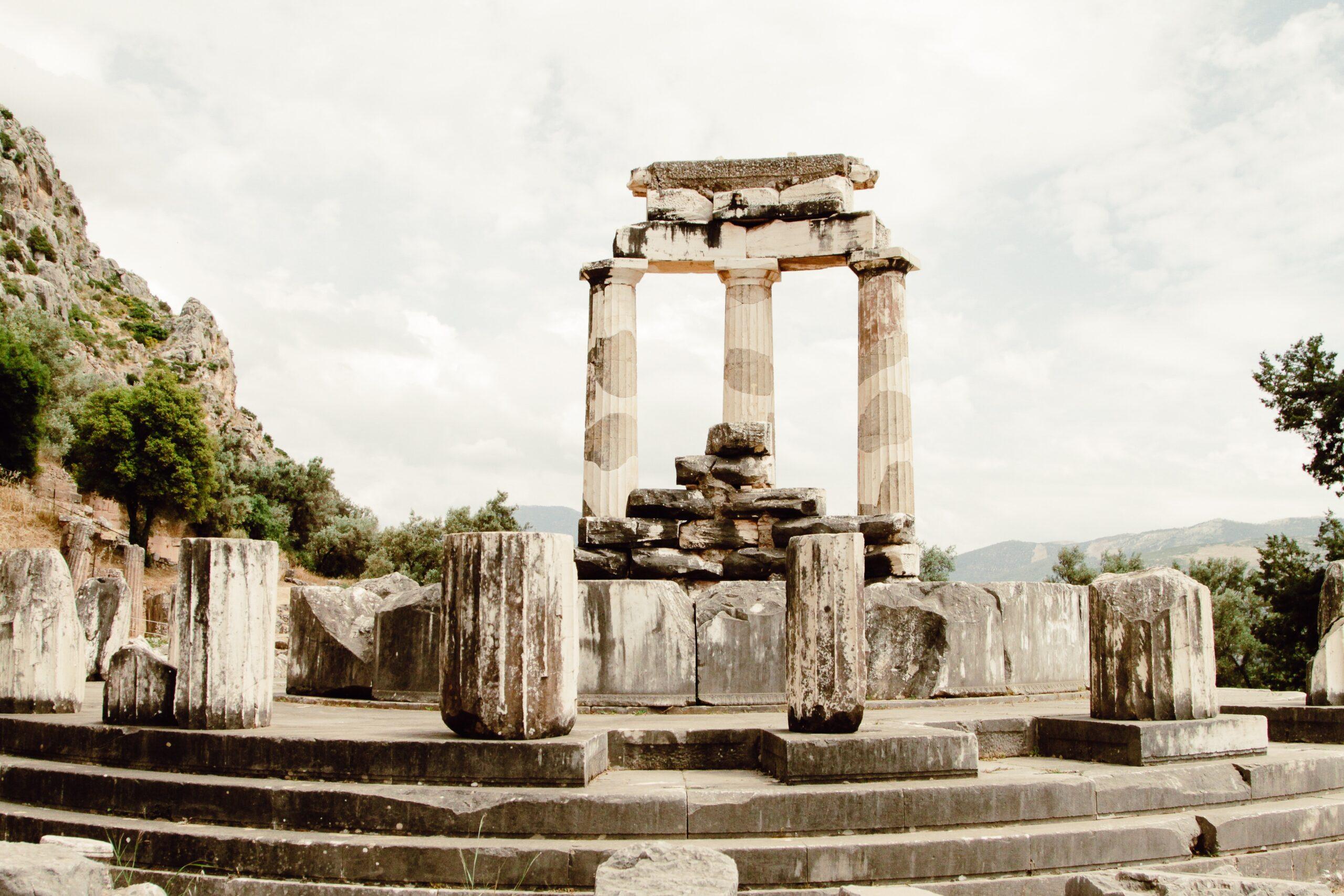 Antiguos templos que ver en Grecia