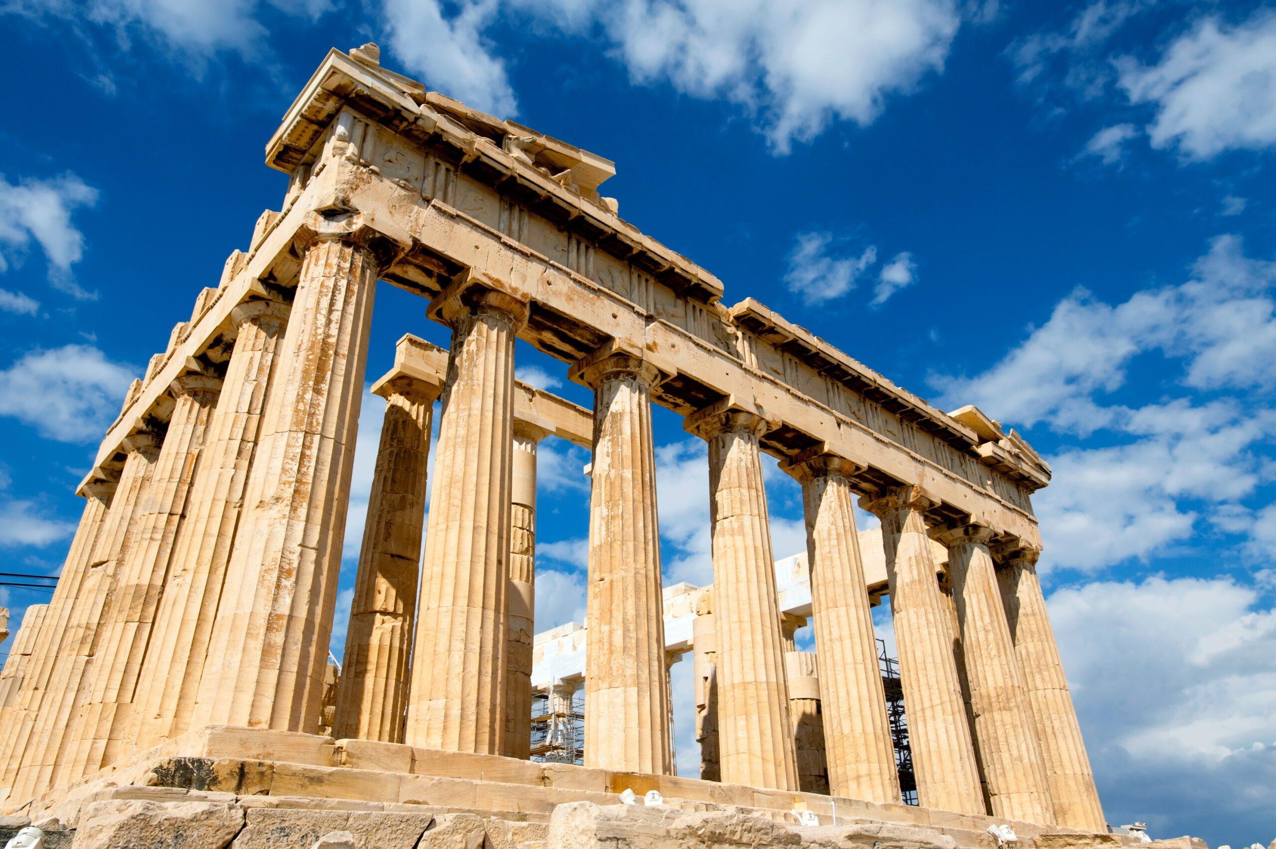 Templos que visitar en Grecia