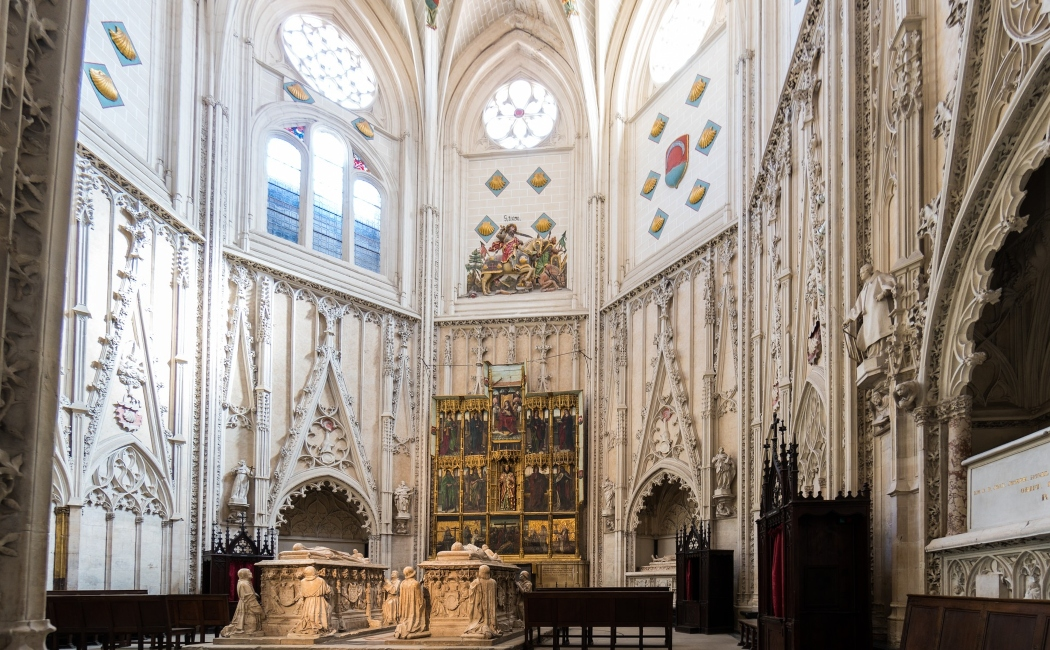 catedral toledo. Qué ver en Toledo