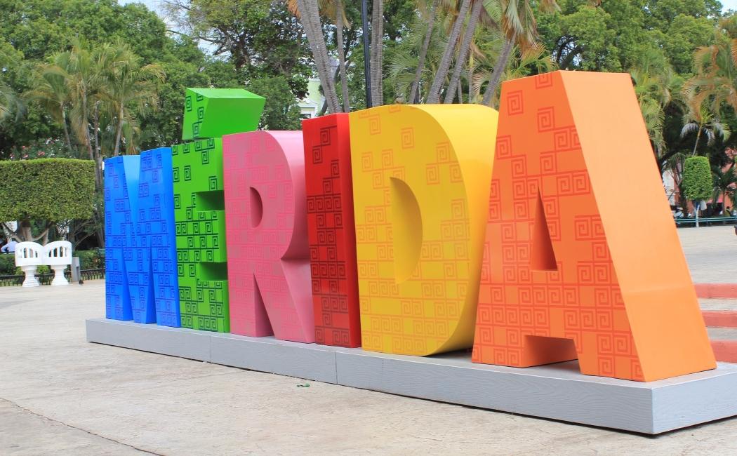 Mérida. Viajar a Riviera Maya
