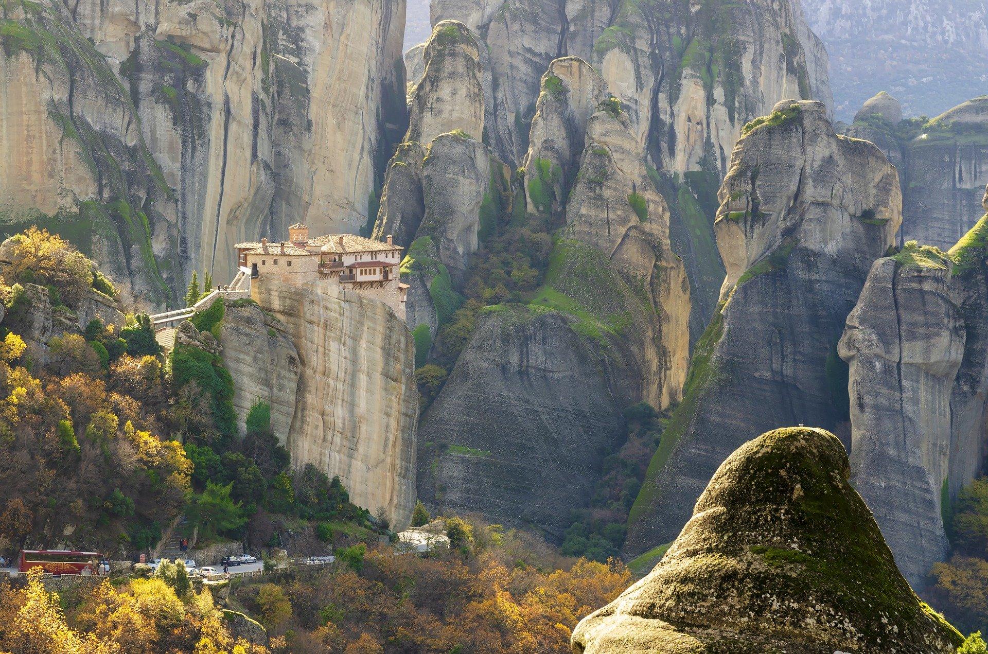 Restos arqueológicos que ver en Grecia