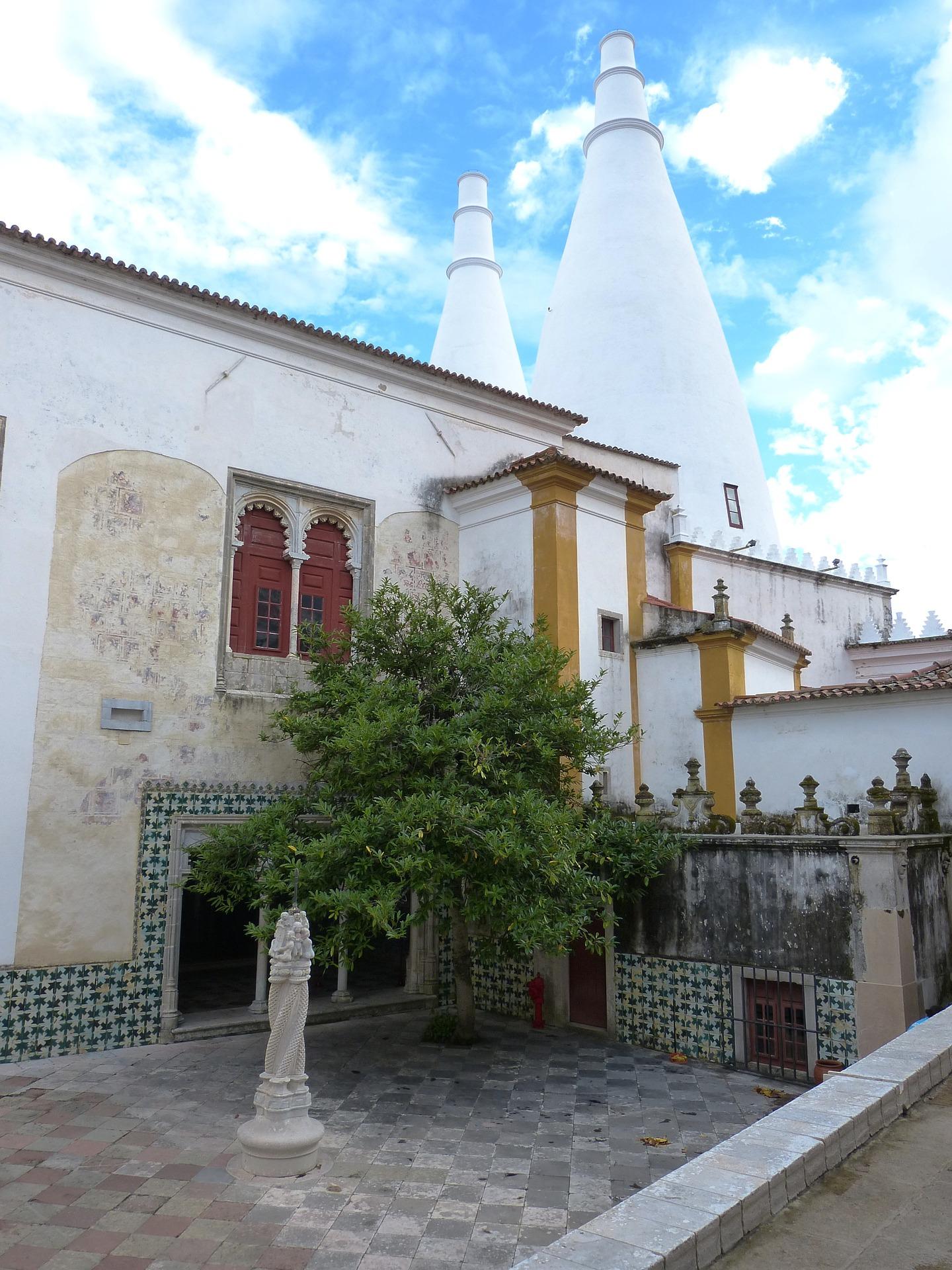 Palacios de Sintra