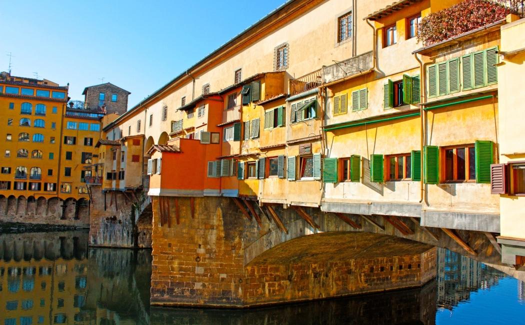 ponte vecchio Italia Florencia