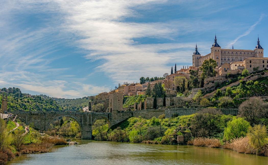 puente al´cantara. qué ver en Toledo