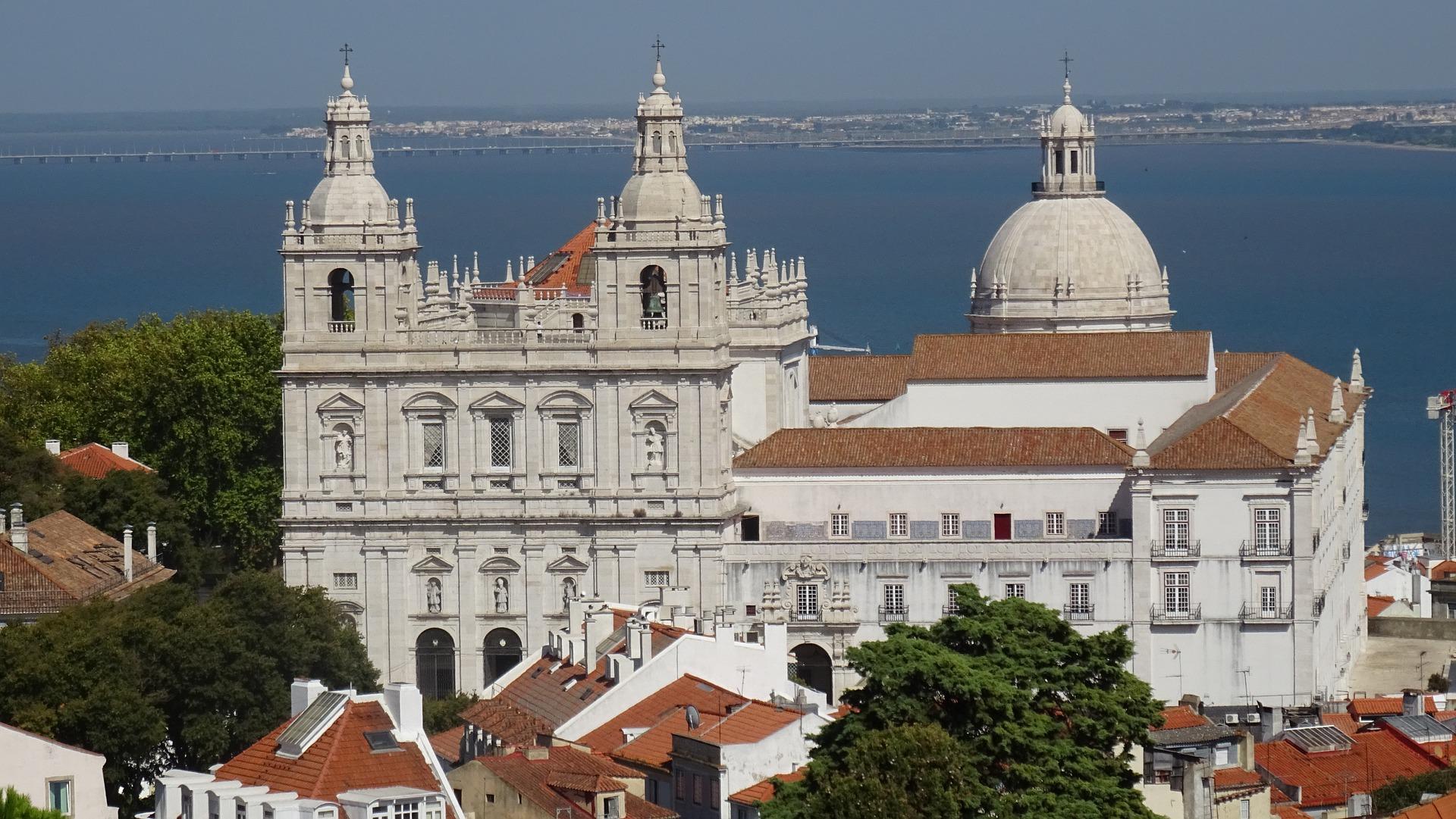 Iglesias que visitar en Lisboa