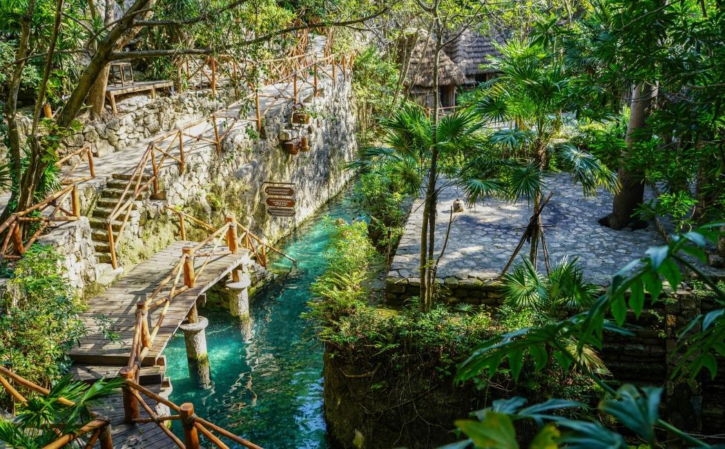Xcaret. Viajar a Riviera Maya