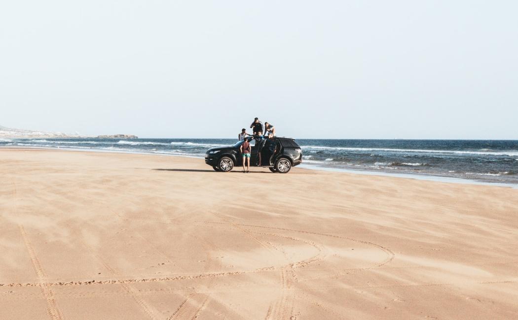 alquiler coche viajar a marruecos