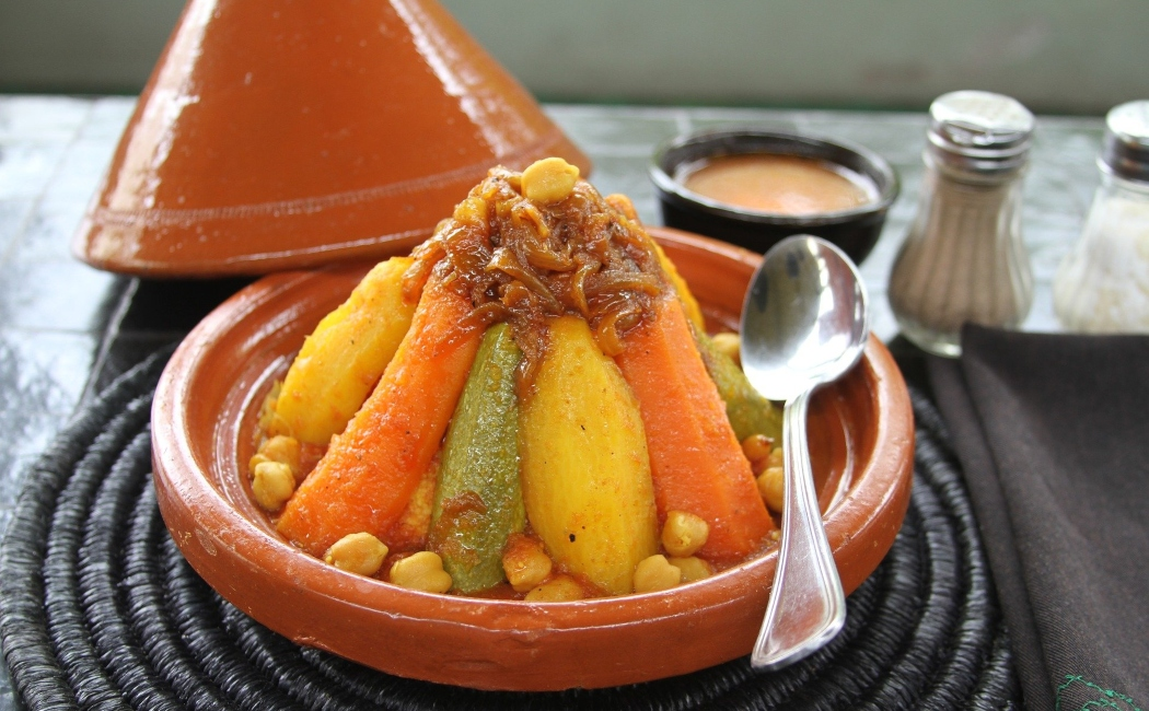 couscous vegetal