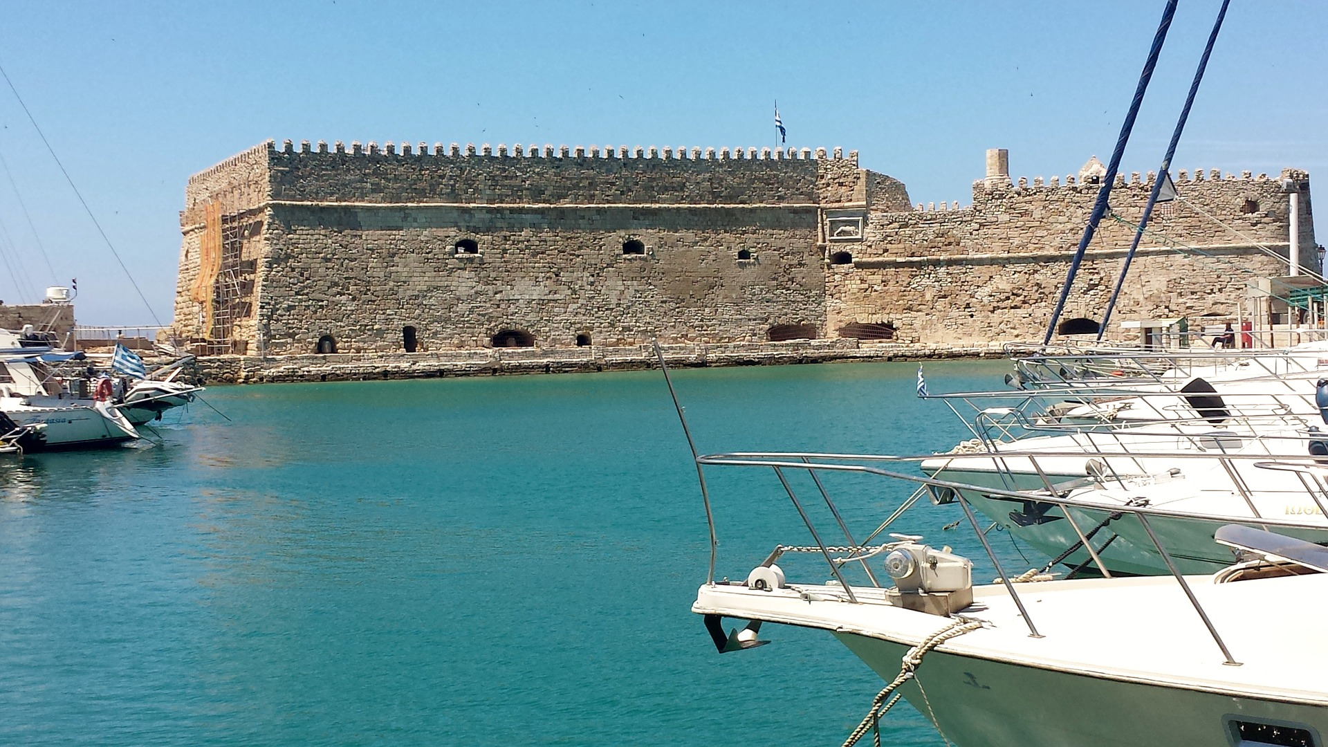 Creta, una de las islas griegas más bonitas