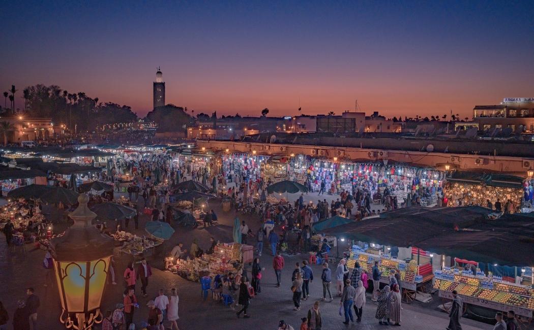 marrakech. Viajar a Marruecos
