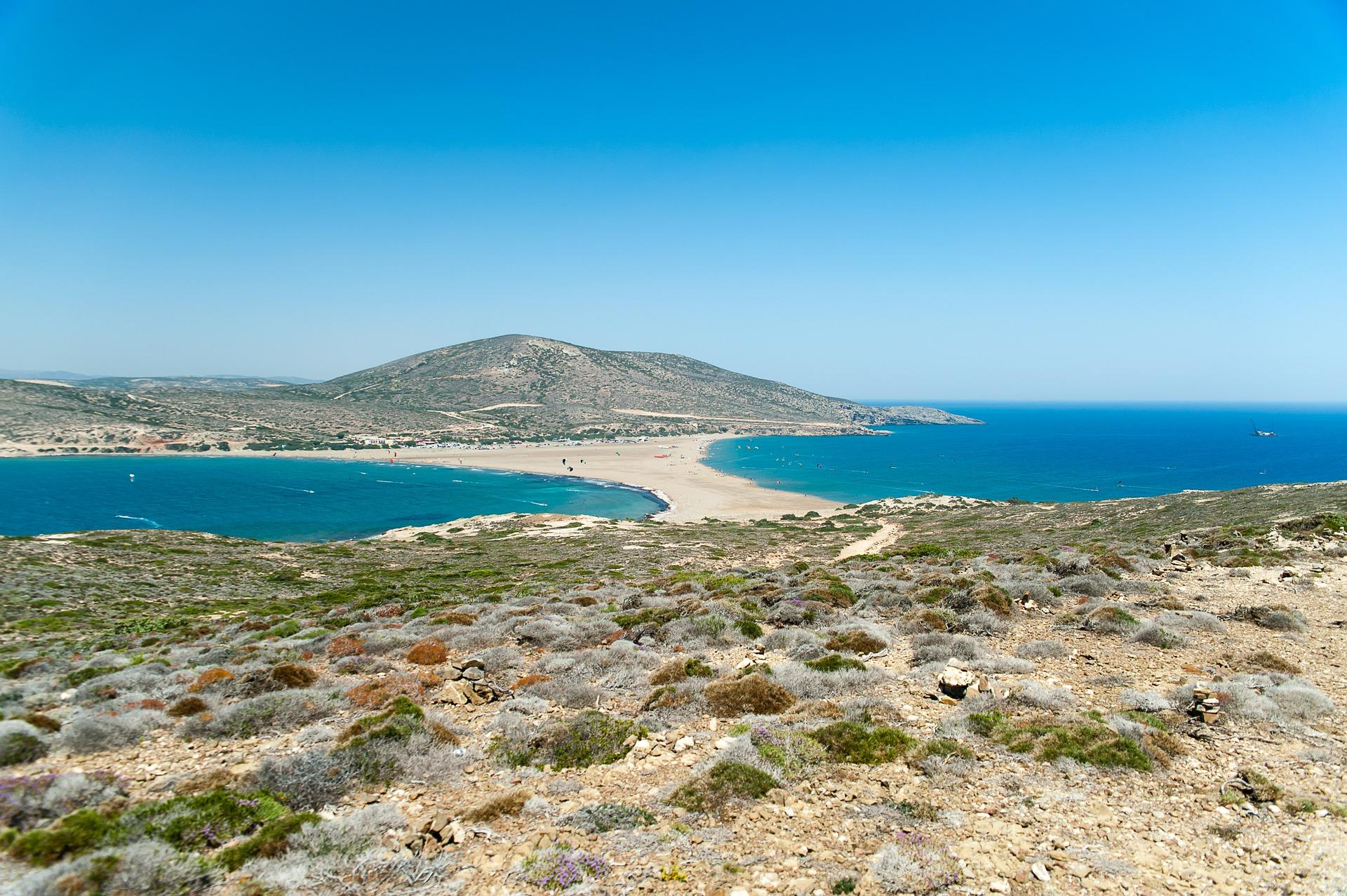 Playas de las islas griegas más bonitas