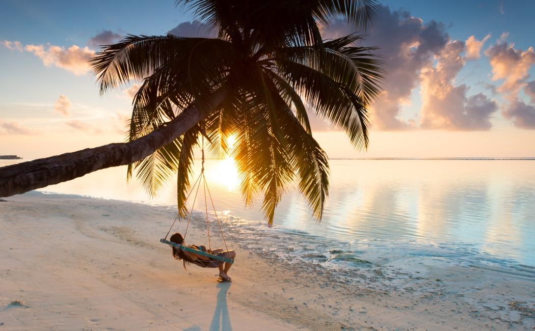 sunset viaja a las maldivas