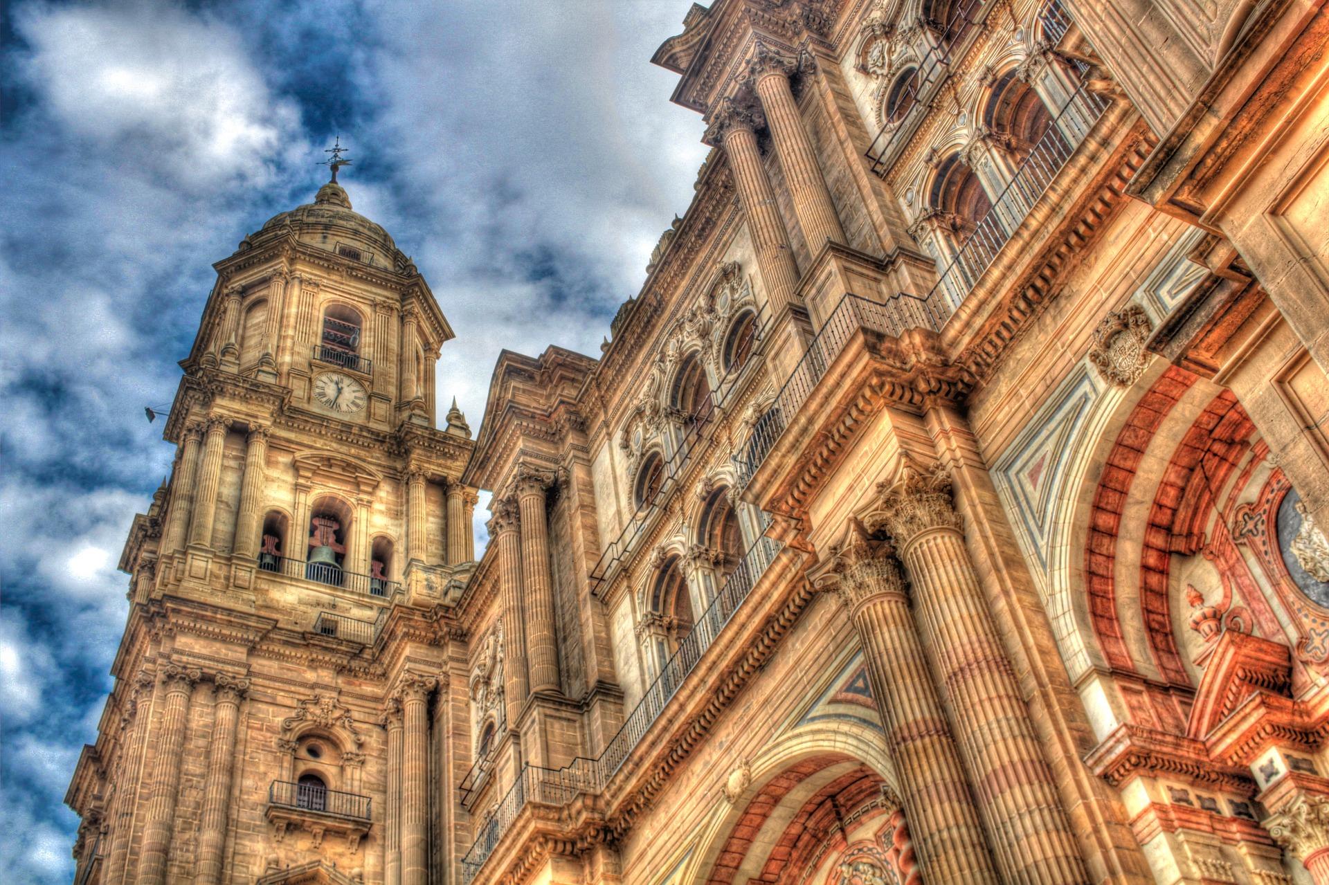 Catedral que visitar en Málaga