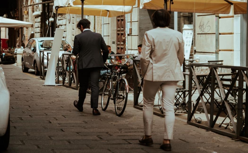 bicicleta bolonia italia